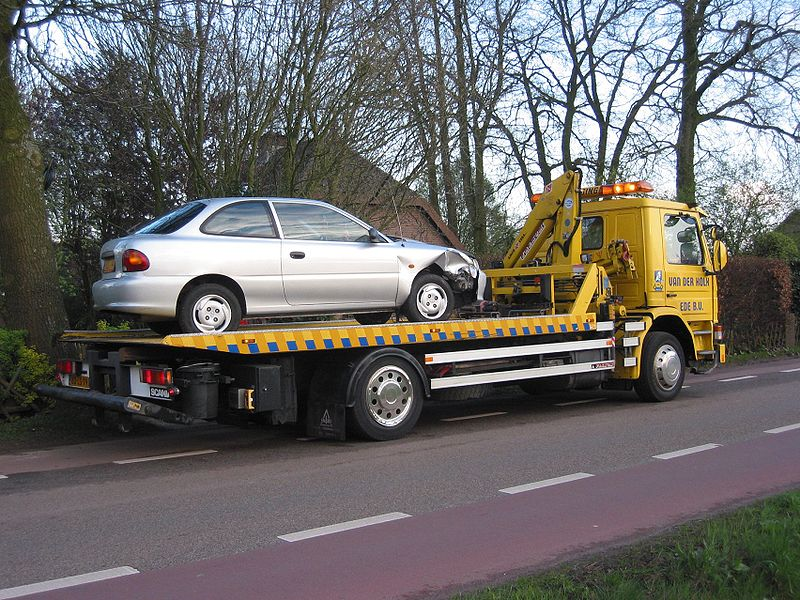 Local & Long Distance Towing