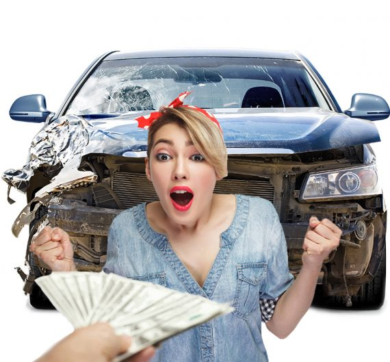 Best Cash For Scrap Car Removal